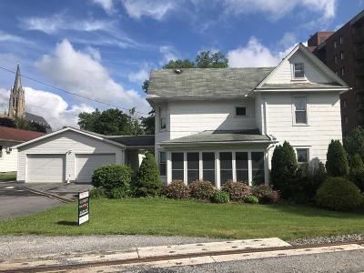 Elk County Single Family Home For Sale: 300 W Mill St