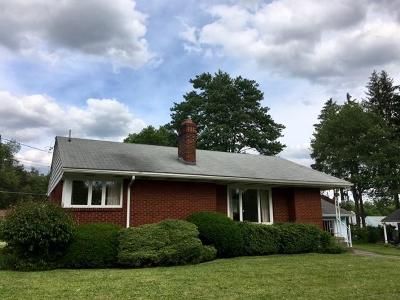 Single Family Home For Sale: 448 Montmorenci Rd