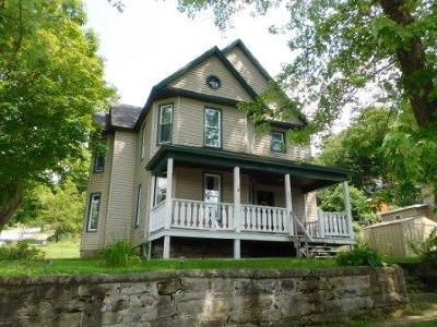 Johnsonburg Single Family Home For Sale: 603 Second Ave