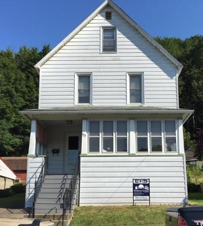 Johnsonburg Single Family Home For Sale: 127 East Ave