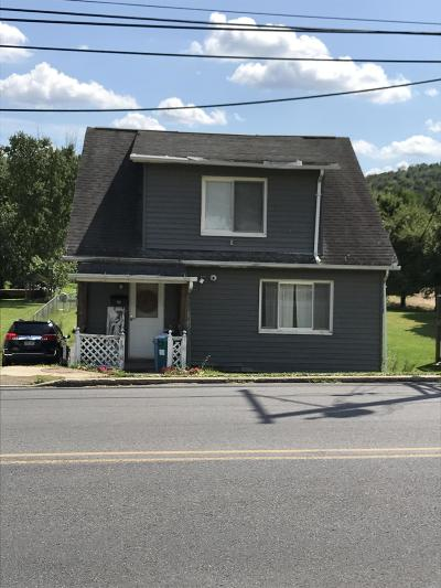 Ridgway Single Family Home For Sale: 613 W Main St
