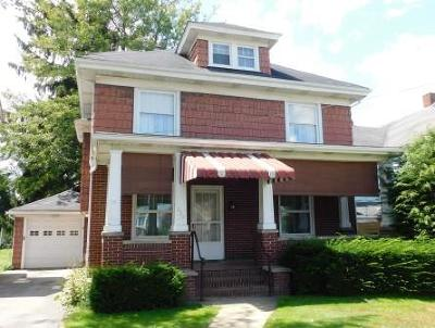 Elk County Single Family Home For Sale: 225 N Michael St