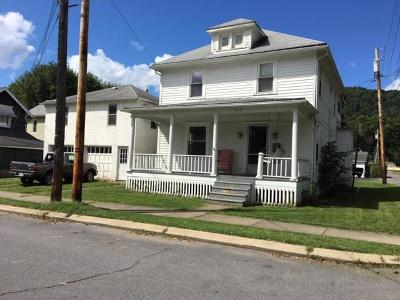 Cameron County Single Family Home For Sale: 511-513 N Vine St