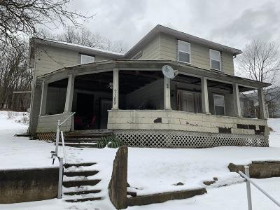 Driftwood PA Single Family Home For Sale: $49,500