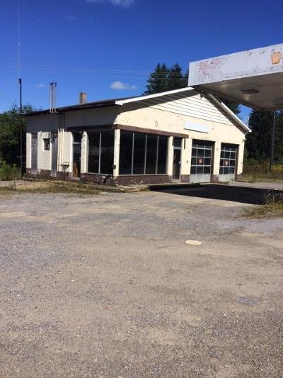 Elk County Commercial For Sale: 373 Wilcox Rd