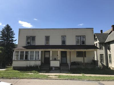 Elk County Single Family Home For Sale: 530-532 1st Ave