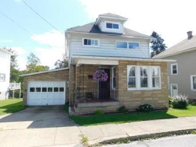Elk County Single Family Home For Sale: 455 W Mill St