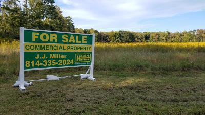 Elk County Residential Lots & Land For Sale: 1367 Million Dollar Hwy