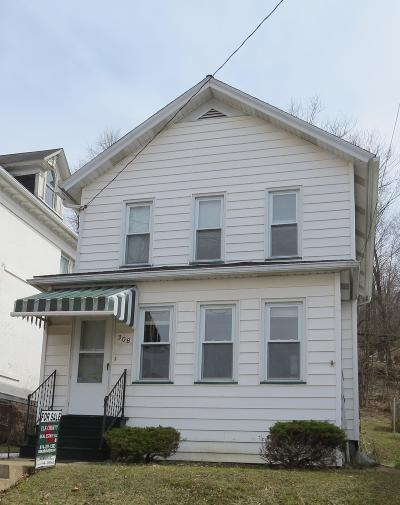 Elk County Single Family Home For Sale: 308 Metoxet St