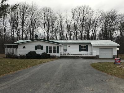Elk County Single Family Home For Sale: 187 Sylvan Heights Rd