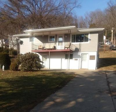 Single Family Home For Sale: 360 E Allegany Ave