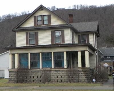 Cameron County Single Family Home For Sale: 32 W 4th St