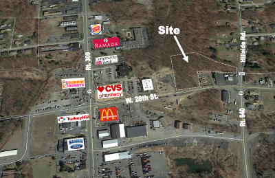 Luzerne County Residential Lots & Land For Sale: W 28th Street