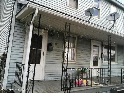 Luzerne County Multi Family Home For Sale: 153-161.5 Jackson St.