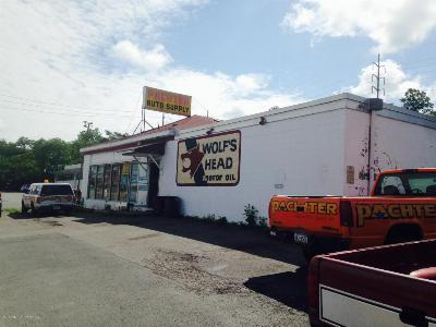 Luzerne County Commercial For Sale: 543 Scott St.