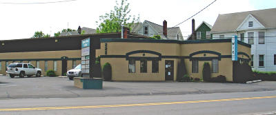 Luzerne County Commercial For Sale: 220-230 Carey Ave
