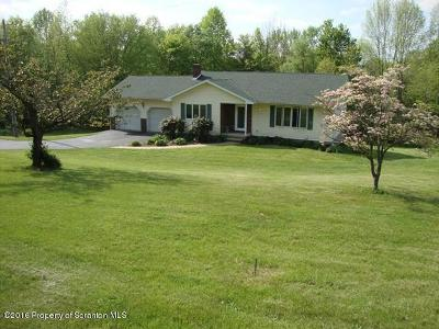Single Family Home Sold: 2221 Monkey Hollow Rd