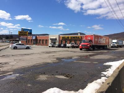 Luzerne County Commercial For Sale: 1950 Wyoming Avenue