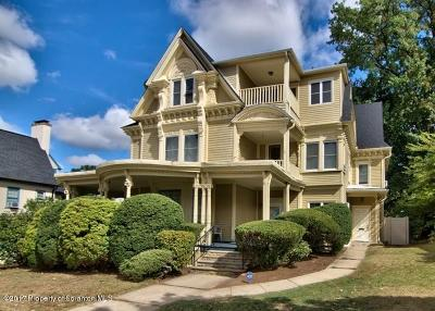Scranton Multi Family Home For Sale: 821 Olive St.