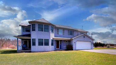 Factoryville Single Family Home For Sale: 348 Reynolds Rd