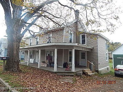 Montrose Multi Family Home For Sale: 1747 Ridge Road