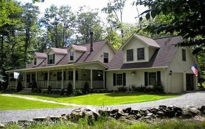 Lackawanna County Single Family Home For Sale: 18 Maurice Dr