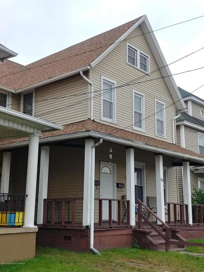 Luzerne County Multi Family Home For Sale: 630 Main St.