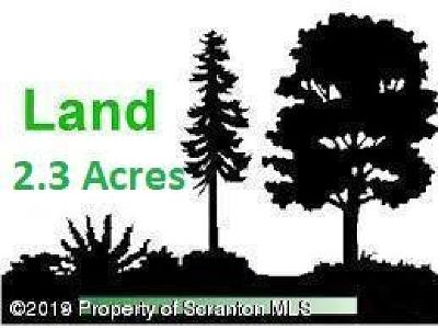 Tunkhannock Residential Lots & Land For Sale: Lot 53 Zarychta Rd