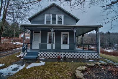 Lackawanna County Single Family Home For Sale: 324 S Main Street