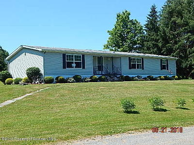 Susquehanna County Single Family Home For Sale: 24326 Sr29