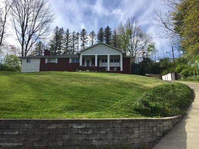 Nicholson Single Family Home For Sale: 121 Baylors Lake Rd