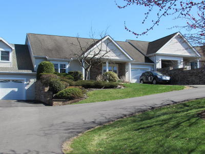 Wyoming County Single Family Home For Sale: 392 Woodland Way