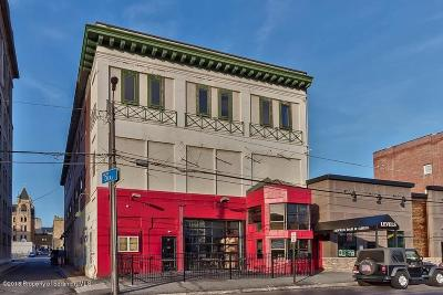 Lackawanna County Commercial For Sale: 519 Linden St