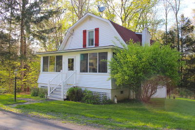 Tunkhannock Single Family Home For Sale: 19 Holbrook Rd