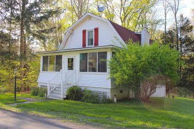 Tunkhannock PA Single Family Home For Sale: $215,000