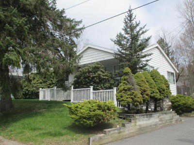 Clarks Summit Single Family Home For Sale: 212 Sally Dr