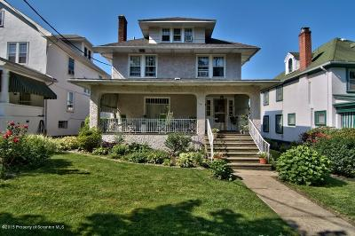Lackawanna County Single Family Home For Sale: 1208 Richmont St