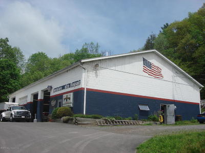 Tunkhannock Commercial For Sale: 806 Sr 92 S