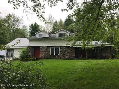 Wyoming County Single Family Home For Sale: 1186 Us 6