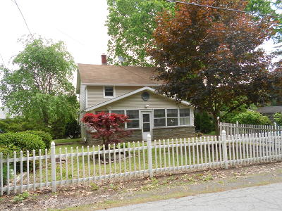 Wyoming County Single Family Home For Sale