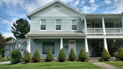 Susquehanna County Single Family Home For Sale: 239 Broad Ave