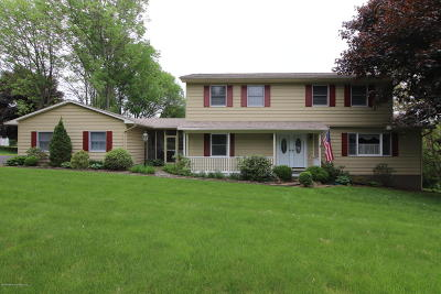 Wyoming County Single Family Home For Sale: 14 Concord Ave