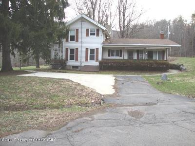 Mehoopany Single Family Home For Sale: 1483 Pa-87
