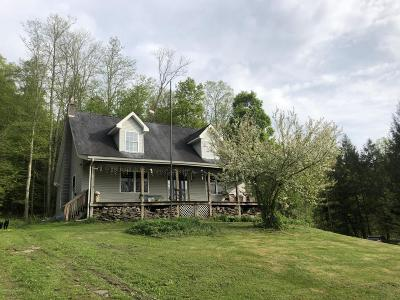 Susquehanna County Single Family Home For Sale: 43 Knickerbocker Road