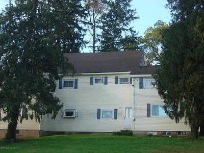 Tunkhannock Single Family Home For Sale: 26 Aldovin Rd