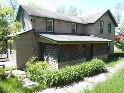 Susquehanna County Single Family Home For Sale: 334 State Street
