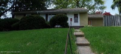 Bradford County Single Family Home For Auction: 9 Orchard St