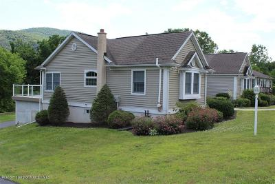 Tunkhannock Single Family Home For Sale: 204 Highfield Dr