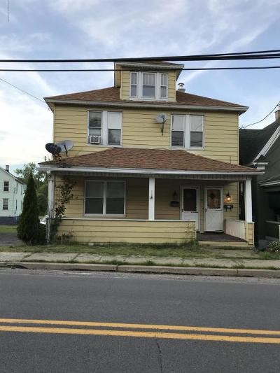 Lackawanna County Multi Family Home For Sale: 90 Fallbrook Street