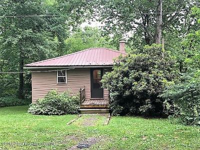 Tunkhannock PA Single Family Home For Sale: $120,000
